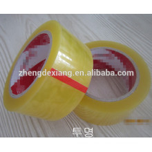 Hot Sale in Korea OPP Adhesive Carton Packing BOPP Tape